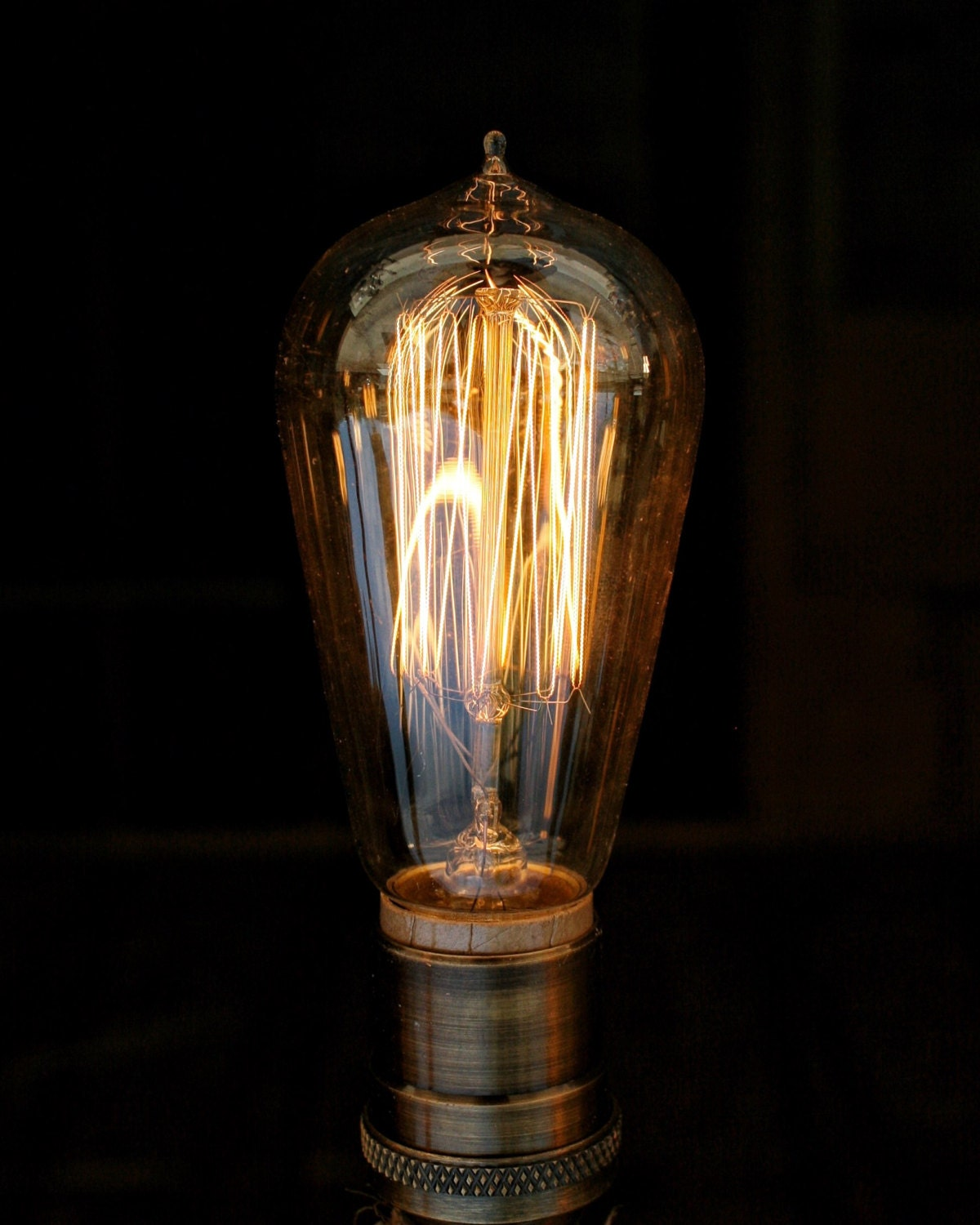 Edison Bulbs Vintage Bulbs Lights Globe Bulb by MoonStoneFox