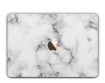 White Marble MacBook Case, MacBook Air, MacBook Retina,  Pro, Pro 2016, Pro Retina, 11, 12, 13, 15 unique marble design marble hard case