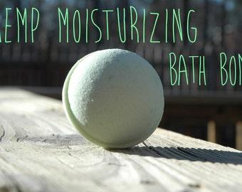 Hemp Moisturizing Bath Bomb