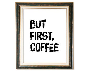 Coffee Art, Coffee Print, Coffee Art Print, Coffee Printable, Coffee Sayings, Coffee Sign, Coffee Black, Coffee Black Print :