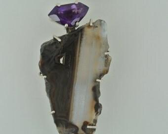 Agate Amethyst Freshwater Pearl