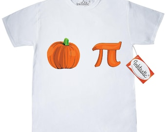 Pumpkin Pi T-Shirt by Inktastic