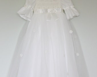 Christening Baptism Gown