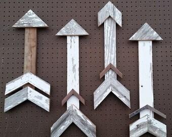Barnwood Arrows