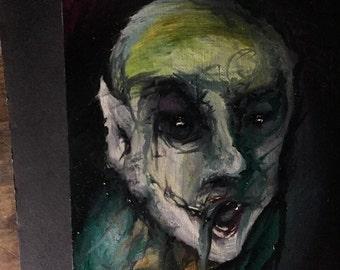 "9x12"" oil on canvas panel"