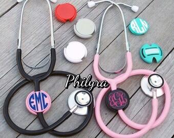 Stethoscope ID Tags