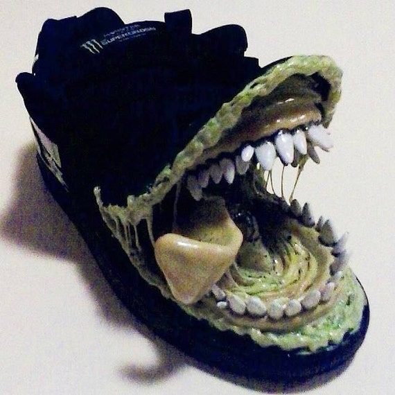 Monster Dc Shoes