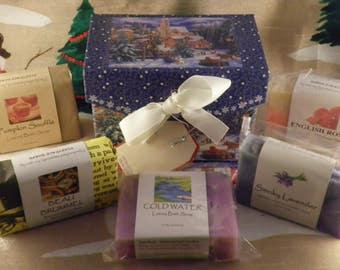 BATH & BEAUTY BAR Gift Box