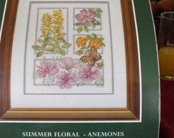 Summer Floral - Anemones