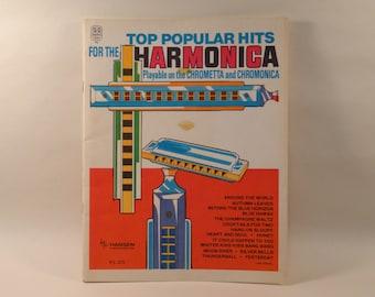 1960 Hansen Publications Harmonica Book