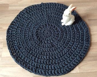 57 cm Blue rug
