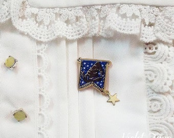 Wizard's Hat ~ Violet Fane Pin Collection