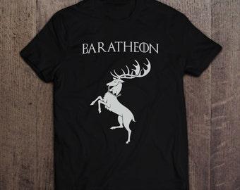 House Baratheon Sigil - Game of Thrones T-shirt