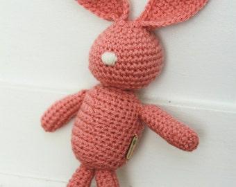 Handmade Soft Toy Bunny Rabbit  Crochet