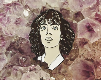 Patti Enamel Pin (Icon Series)