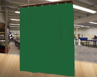 """Special Color Economy Stage Curtain/Backdrop/Partition, 10'H x 4'6""""W, Non-FR, Free Shipping!"""