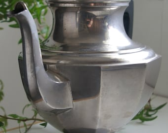 Vintage Art Deco Coffee Perculator Manning Bowman