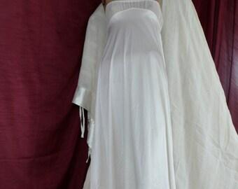 VINTAGE WEDDING DRESS Slip for your special sleeveless dress, evening or Prom Dress Slip.