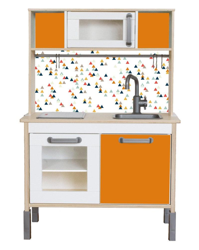 Ikea kitchen stickers trianglig pimp your ikea - Miroir stickers ikea ...