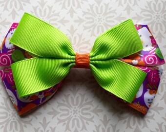 Hello Kitty Hair Bow - Hello Kitty Accessories - Hello Kitty - Halloween hair bow - Hello Kitty Halloween