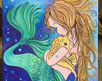 Charlee  mermaid