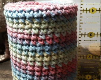 Crocheted Pencil Holder