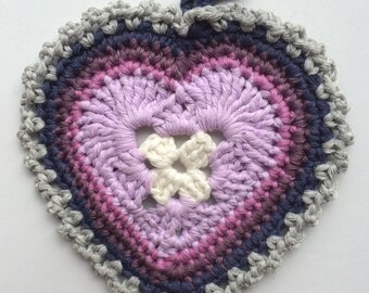 Handmade Heart Decoration