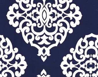 Michael Miller - Sultana Navy - Cotton Woven Fabric