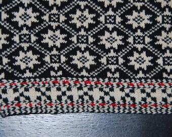 Hand Knit Norwegian Sweater