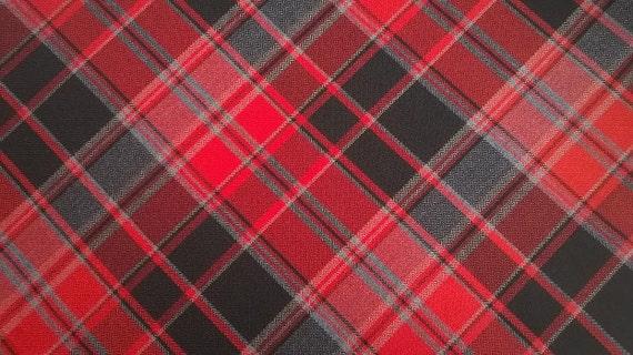 Red Christmas Blanket