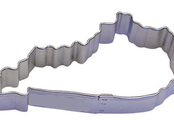 """Kentucky 3.5"""" Cookie Cutter - USA United States of America UK KY"""