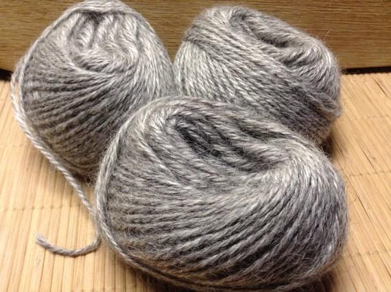 GORDON Pure Gotland yarn 100g balls Chunky ply S15