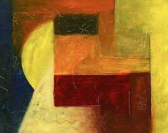 Abstract ART Large Format Painting