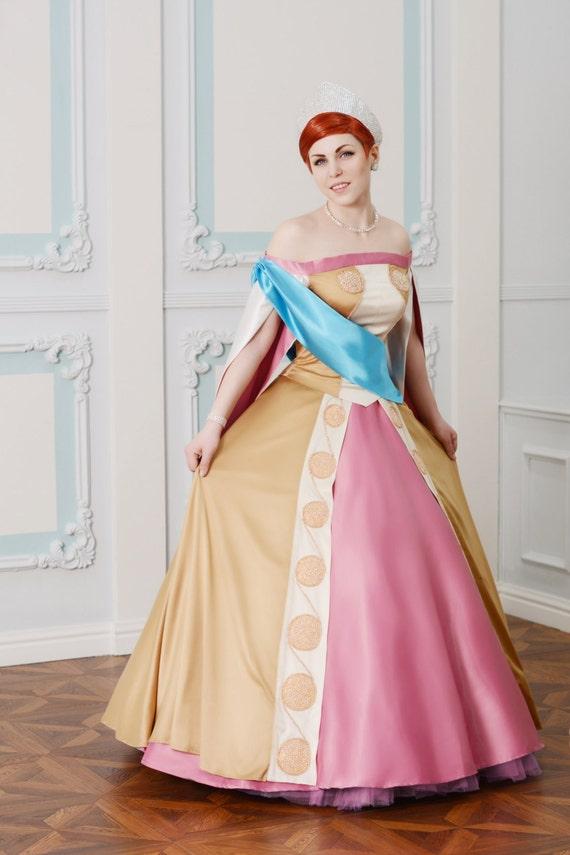 Anastasia Dress