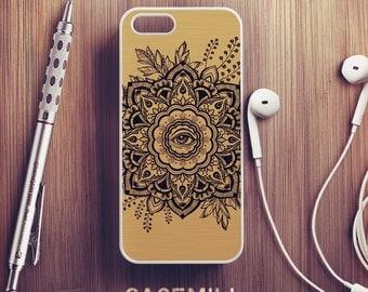 Gold Mandala iPhone 6 Case Mandala iPhone 6s Case iPhone 6 Plus Case iPhone 6s Plus Case Mandala iPhone 5s Case iPhone 5 Case iPhone SE Case