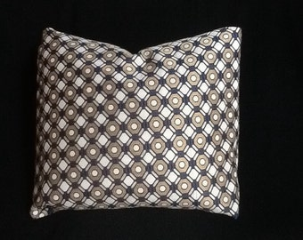 Wonderfully Bold Print Pillow Cover