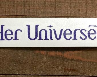 Her Universe Decal