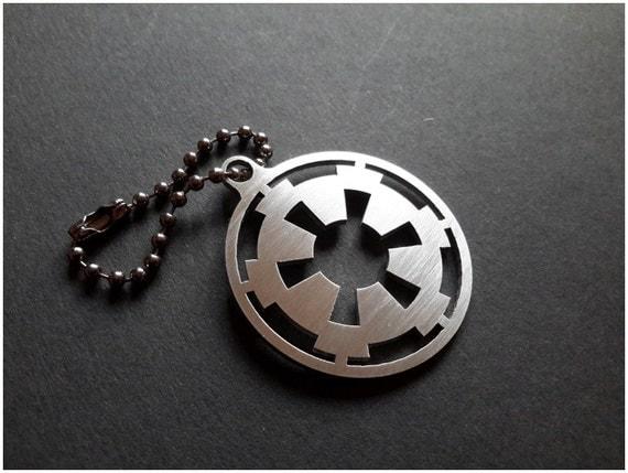 Star Wars Imperial Key tag keychain