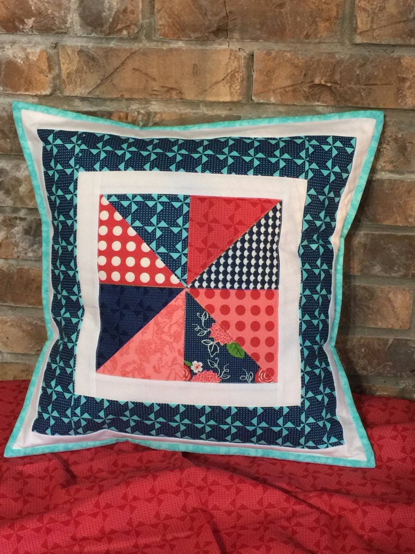 Decorative Pillows Homemade : Decorative pillow cover handmade throw pillow by TheTrendySpool