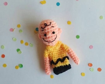 Puppet of Charlie Brown