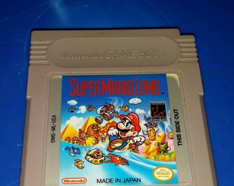 Super mario Land Gameboy