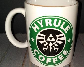 11oz Hyrule Coffee Mug