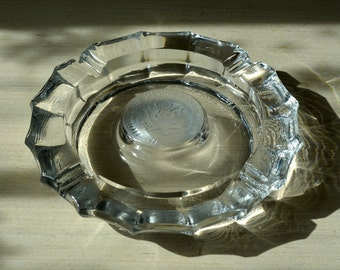 Vintage, Heave Glass ,Glass Ashtray ,US House of Representatives, Collectibles, Made in USA