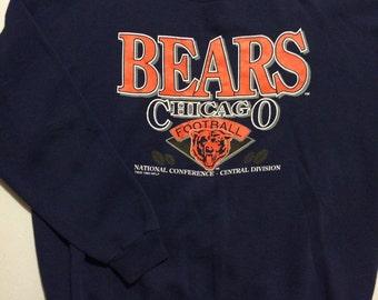 L Chicago Bulls 1993 Sweatshirt Hanes Activewear 50/50