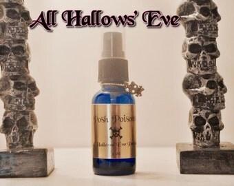 All Hallows' Eve Pumpkin Scented Gothic Perfume 1 oz spray