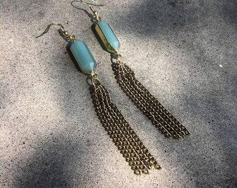 Marri Fringe Earrings