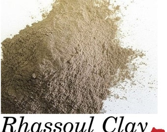 Rhassoul Clay, Moroccan Clay, Rhassoul Clay Mask, Rhassoul Clay for Hair