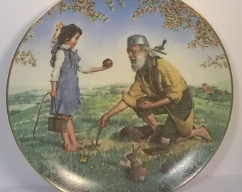 Vintage wall plate   Etsy