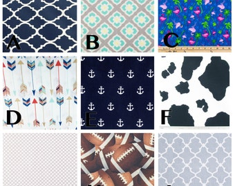 Fabric Lining Options for Baby Carrier Pocket and other store items