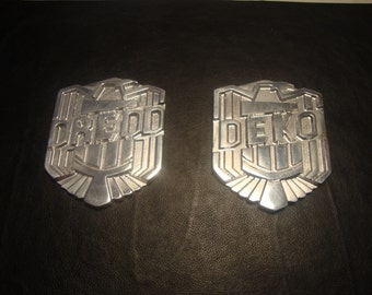 CUSTOM Judge badge with YOUR name on it